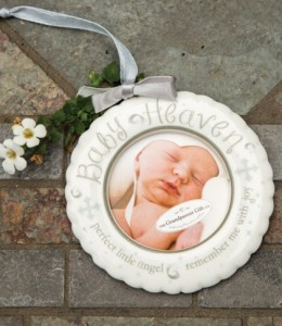 Baby Heaven Infant Loss Gift