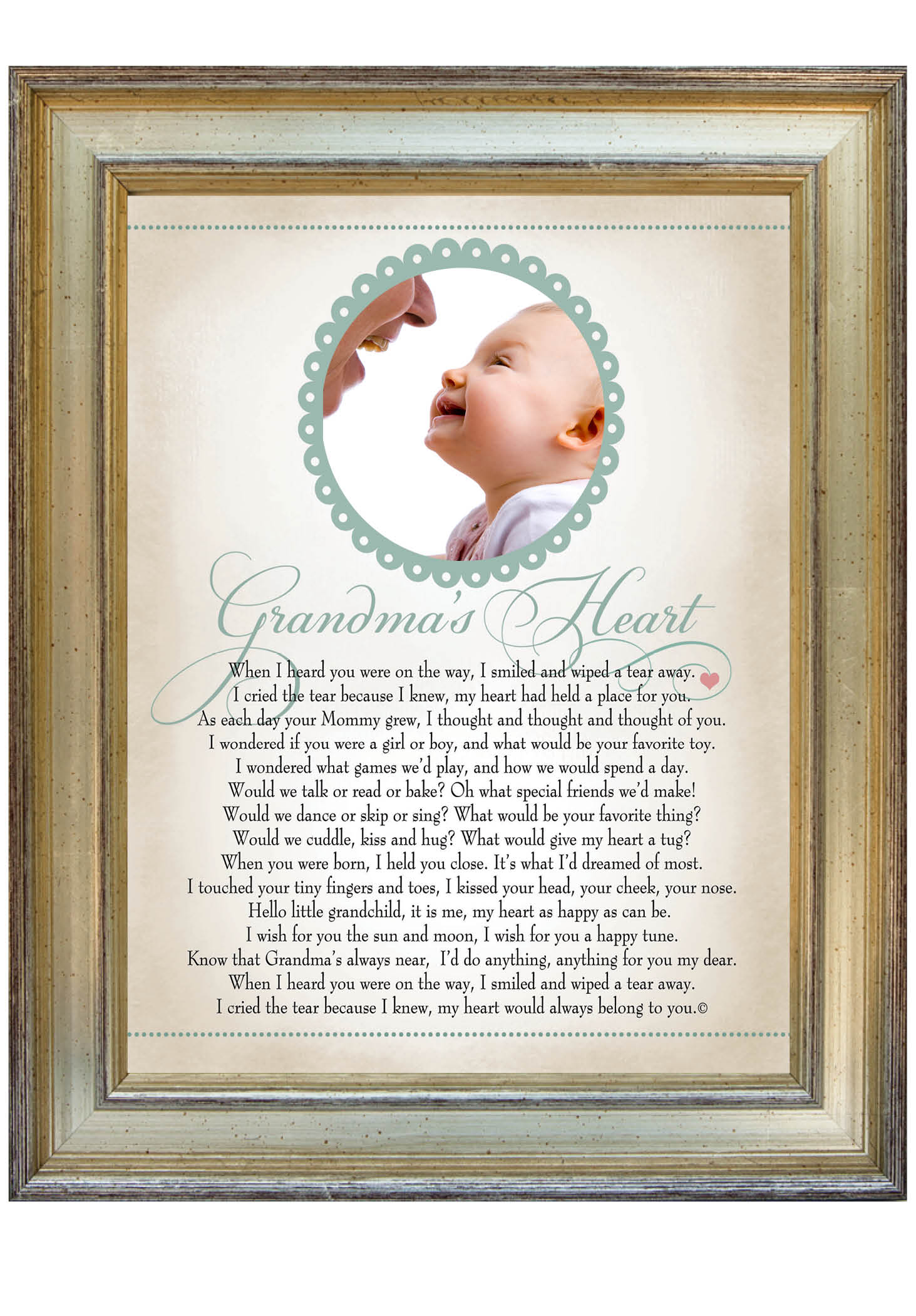 first grandchild | The Orange SliceThe Orange Slice